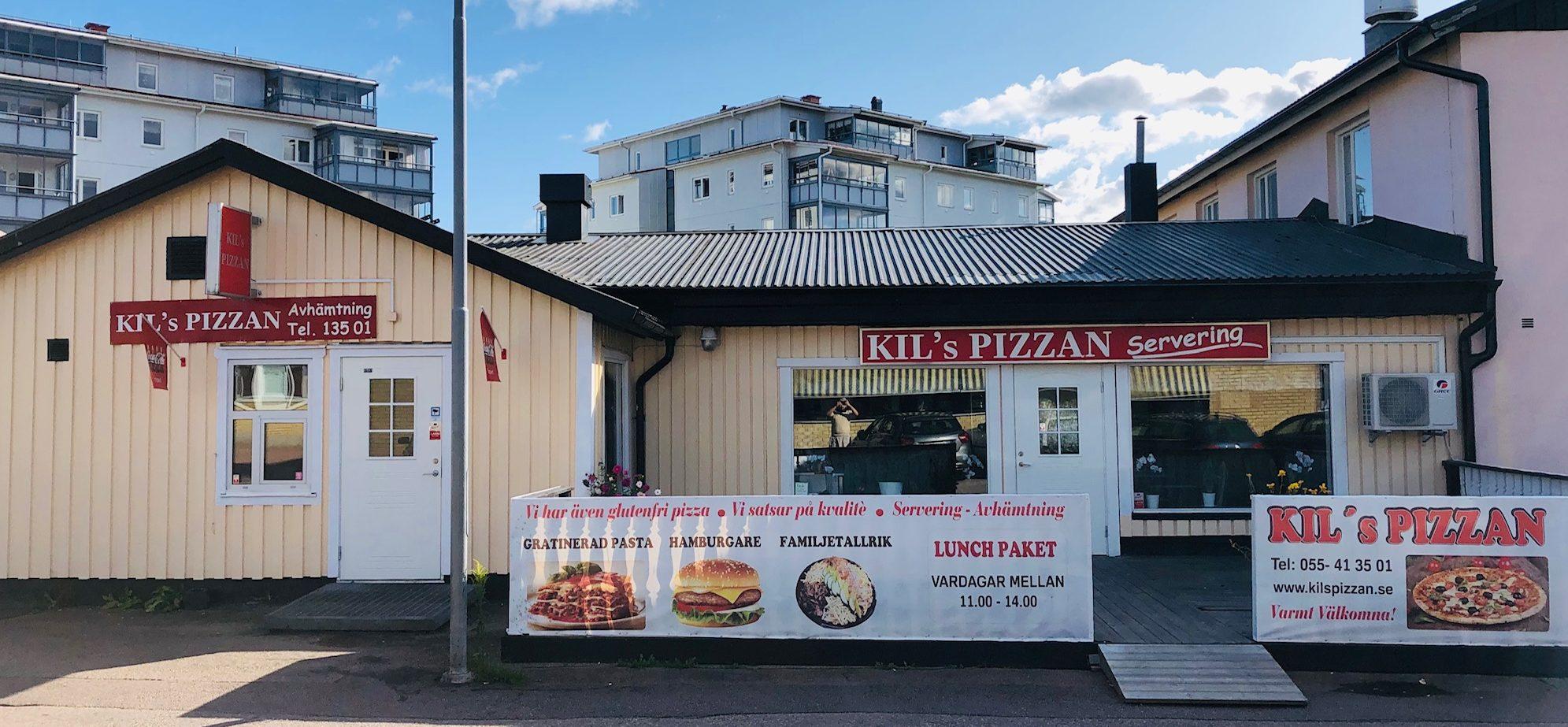Kils Pizzan i Kil